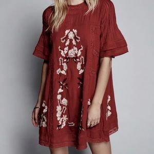 Free People Mini Dress